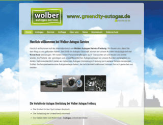greencity-autogas.de screenshot