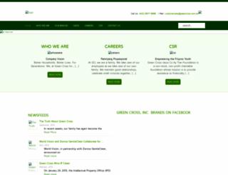 greencross.com.ph screenshot