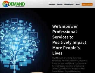 greendaysgroup.com screenshot