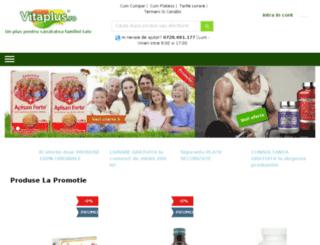greenfarma.ro screenshot