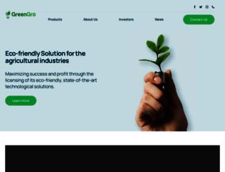 greengrotech.com screenshot