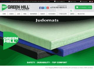 greenhillsport.de screenshot