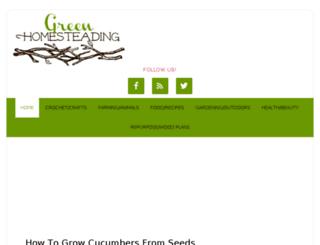 greenhomesteading.com screenshot