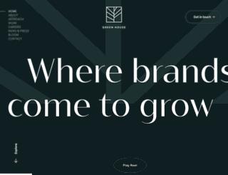 greenhouseagency.com screenshot