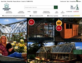 greenhousepeople.co.uk screenshot