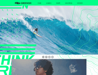 greenish.com.br screenshot