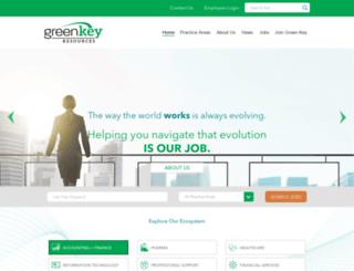 greenkeyllc.com screenshot