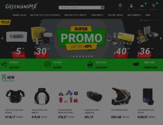 greenlandmx.com screenshot
