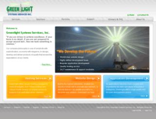 greenlightss.com screenshot