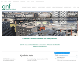 greennetfinland.fi screenshot
