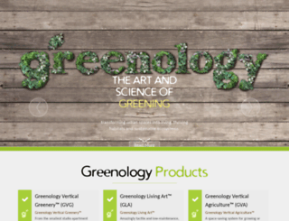 greenology.sg screenshot