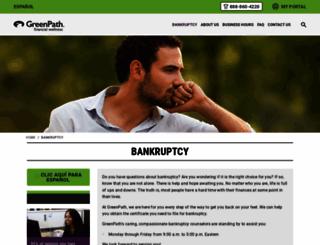greenpathbk.com screenshot