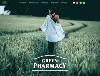 greenpharmacy.pl screenshot