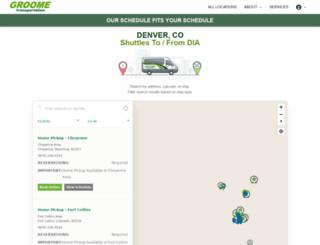 greenrideco.com screenshot