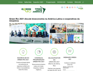 greenrio.com.br screenshot