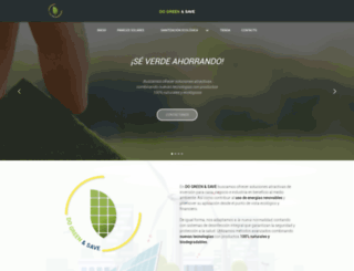 greensave.mx screenshot