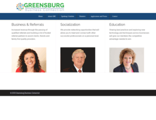 greensburgleads.com screenshot