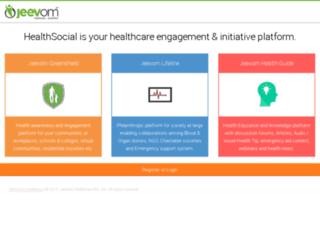greenshield.jeevom.com screenshot