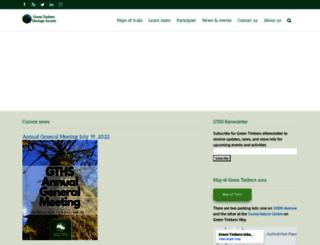 greentimbers.ca screenshot
