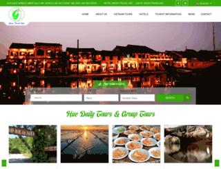 greentravelviet.com screenshot