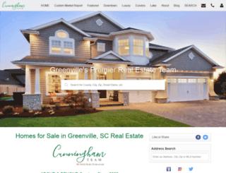 greenvillescrealestate.net screenshot
