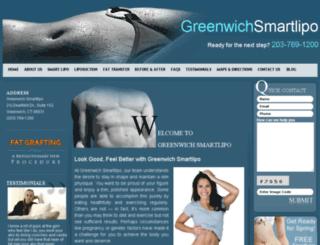 greenwichsmartlipo.com screenshot