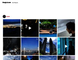 greglui.com screenshot