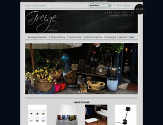 greige.co.uk screenshot