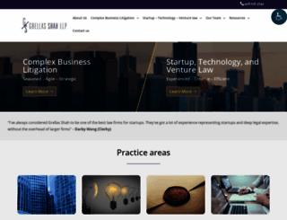 grellas.com screenshot