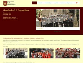 grennis.de screenshot