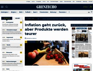 grenzecho.net screenshot