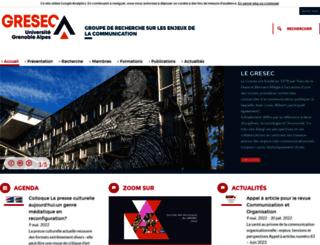 gresec.u-grenoble3.fr screenshot