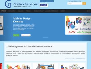grideb.com screenshot