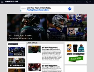gridironexperts.com screenshot