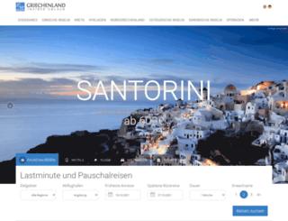griechenland-insider-urlaub.de screenshot