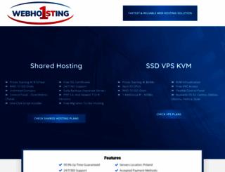griffinbone.com screenshot