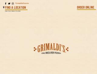 grimaldis.fbmta.com screenshot