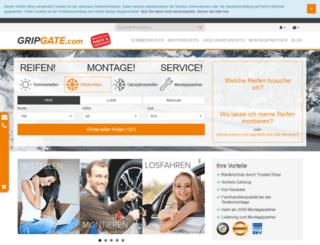 gripgate.com screenshot