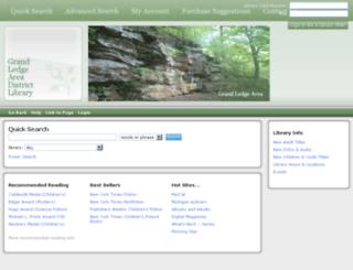 grndedge.sirsi.net screenshot