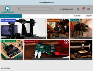 grobotronics.com screenshot