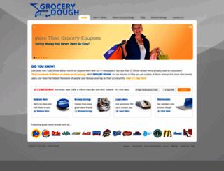 grocerydough.com screenshot