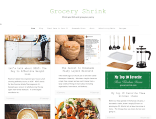 groceryshrink.com screenshot