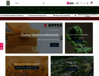 groenebouwmaterialen.nl screenshot
