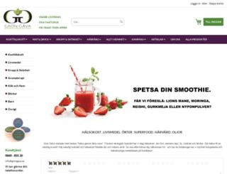 grongava.se screenshot