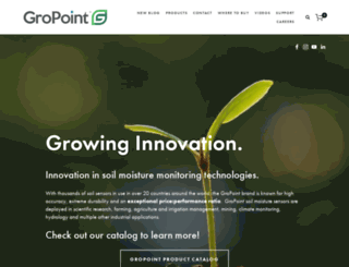 gropoint.com screenshot