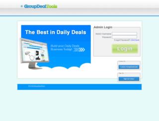 groupdealtools.com screenshot