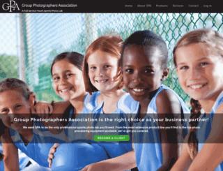 groupphotographers.com screenshot