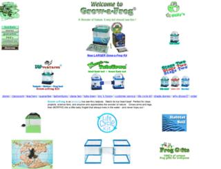 growafrog.com screenshot