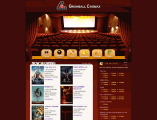 growball.com screenshot