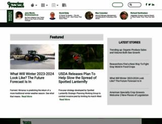 growingproduce.com screenshot